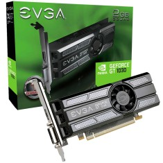 Foto Placa de Video NVIDIA GeForce GT 1030 2 GB GDDR5 64 Bits EVGA 02G-P4-6333-KR