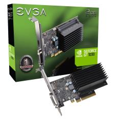 Foto Placa de Video NVIDIA GeForce GT 1030 2 GB SDDR4 64 Bits EVGA 02G-P4-6232-KR