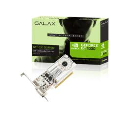 Foto Placa de Video NVIDIA GeForce GT 1030 2 GB SDDR4 64 Bits Galax 30NPK4HVS6XW