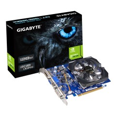 Foto Placa de Video NVIDIA GeForce GT 420 2 GB DDR3 128 Bits Gigabyte GV-N420-2GI (rev. 3.0)