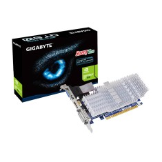 Foto Placa de Video NVIDIA GeForce GT 610 2 GB DDR3 64 Bits Gigabyte GV-N610SL-2GL