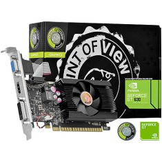 Foto Placa de Video NVIDIA GeForce GT 630 2 GB DDR3 64 Bits Point Of View VGA-630-C5-2048