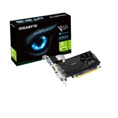 Foto Placa de Video NVIDIA GeForce GT 640 1 GB GDDR5 64 Bits Gigabyte GV-N640D5-1GL