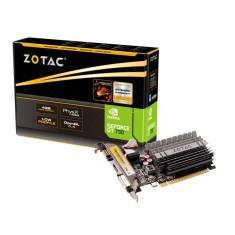 Placa de Video NVIDIA GeForce GT 730 4 GB DDR3 64 Bits Zotac ZT-71115-20L