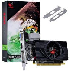Placa de Video NVIDIA GeForce GT 730 4 GB DDR5 64 Bits PCYes PA7304DR564LP