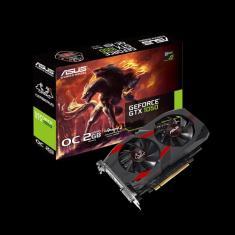 Placa de Video NVIDIA GeForce GTX 1050 2 GB GDDR5 128 Bits Asus CERBERUS-GTX1050-O2G