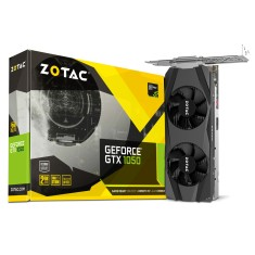 Foto Placa de Video NVIDIA GeForce GTX 1050 2 GB GDDR5 128 Bits Zotac ZT-P10500E-10L
