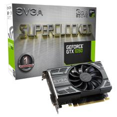 Foto Placa de Video NVIDIA GeForce GTX 1050 3 GB GDDR5 96 Bits EVGA 03G-P4-6153-KR