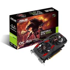 Placa de Video NVIDIA GeForce GTX 1050 Ti 4 GB GDDR5 128 Bits Asus CERBERUS-GTX1050TI-O4G
