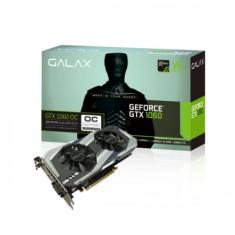 Placa de Video NVIDIA GeForce GTX 1060 3 GB GDDR5 192 Bits Galax 60NNH7DSL9C3