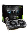 Placa de Video NVIDIA GeForce GTX 1080 8 GB GDDR5X 256 Bits EVGA 08G-P4-6286-KR