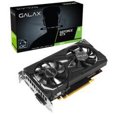 Placa de Video NVIDIA GeForce GTX 1650 4 GB GDDR6 128 Bits Galax 65SQL8DS66E6