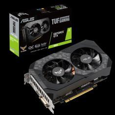 Placa de Video NVIDIA GeForce GTX 1660 6 GB GDDR5 192 Bits Asus TUF-GTX1660-O6G-GAMING