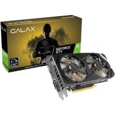 Placa de Video NVIDIA GeForce GTX 1660 6 GB GDDR5 192 Bits Galax 60SRH7DSY91C