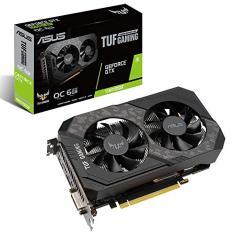 Placa de Video NVIDIA GeForce GTX 1660 Super 6 GB GDDR6 192 Bits Asus TUF-GTX1660S-O6G-GAMING