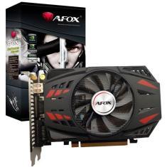 Placa de Video NVIDIA GeForce GTX 750 Ti 2 GB GDDR5 128 Bits Afox AF750TI-2048D5H3-V2