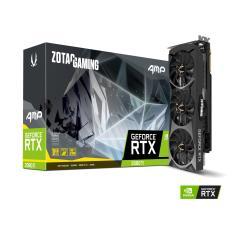 Placa de Video NVIDIA GeForce RTX 2080 Ti 11 GB GDDR6 352 Bits Zotac ZT-T20810D-10P