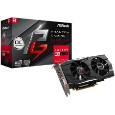 Placa de Video NVIDIA Radeon RX 570 8 GB GDDR5 256 Bits ASRock Phantom Gaming D