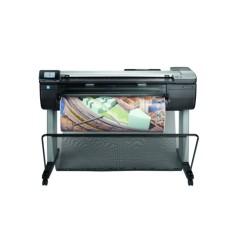 Plotter HP Designjet T830 36 polegadas Jato de Tinta Colorida Sem Fio