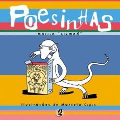 Poesinhas - Alemao, Marcio - 9788526006645