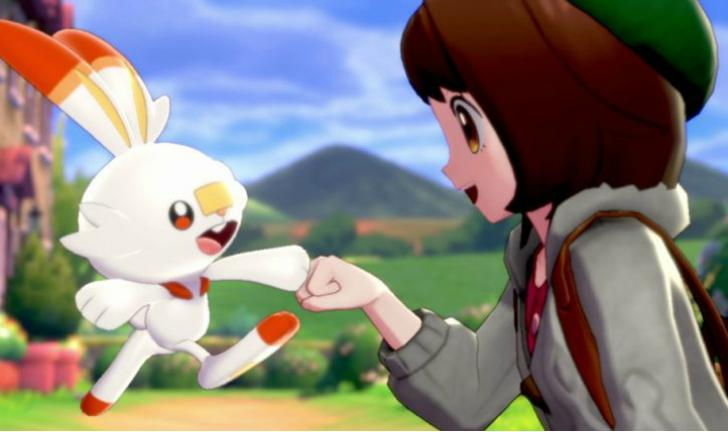 Pokémon Shield e Pokémon Sword serão lançados em novembro