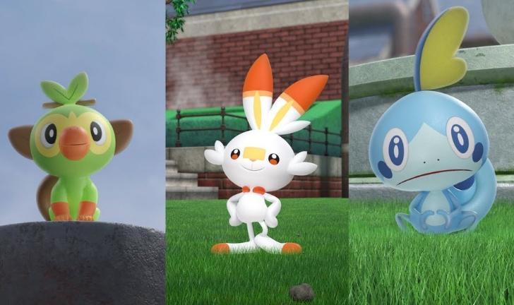 Pokémon Sword e Shield: Nintendo anuncia novos games para Nintendo Switch