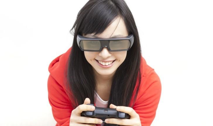 Posso assistir conteúdo 3D no Playstation 4?