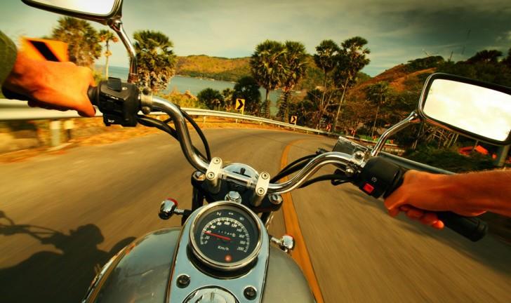 Posso usar GPS na moto?