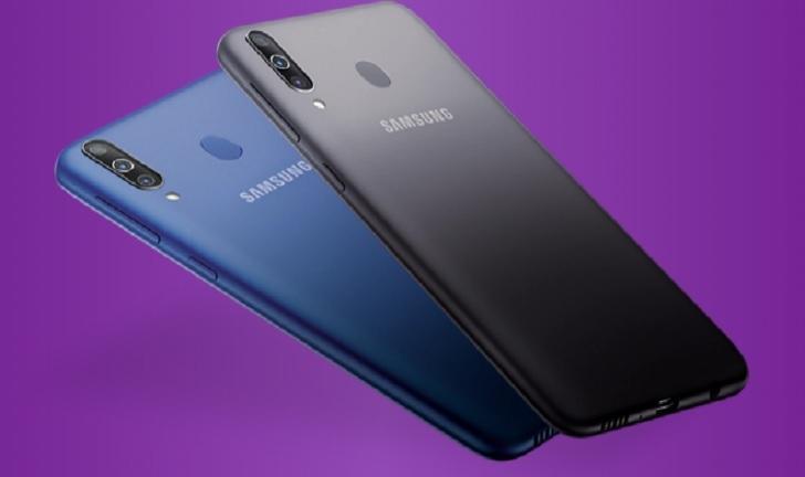 Pré-venda Galaxy M30: celular Samsung tem bateria de 5.000 mAh e câmera tripla