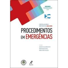 Procedimentos Em Emergências - Neto, Augusto Scalabrini; Velasco, Irineu Tadeu; Dias, Roger Daglius - 9788520431313