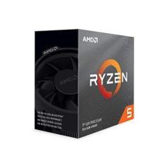 Processador AMD Ryzen 5 3600 Cache 32MB 3.6GHZ, AMD, 100-100000031BOX