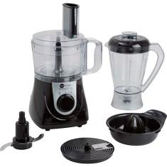 Processador de Alimentos com Liquidificador Fun Kitchen 3 em 1 33301047 800 W
