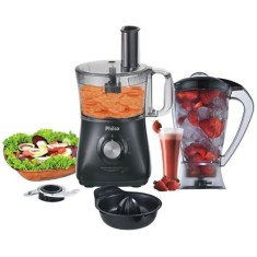 Processador de Alimentos com Liquidificador Philco All in One Citrus 800 W