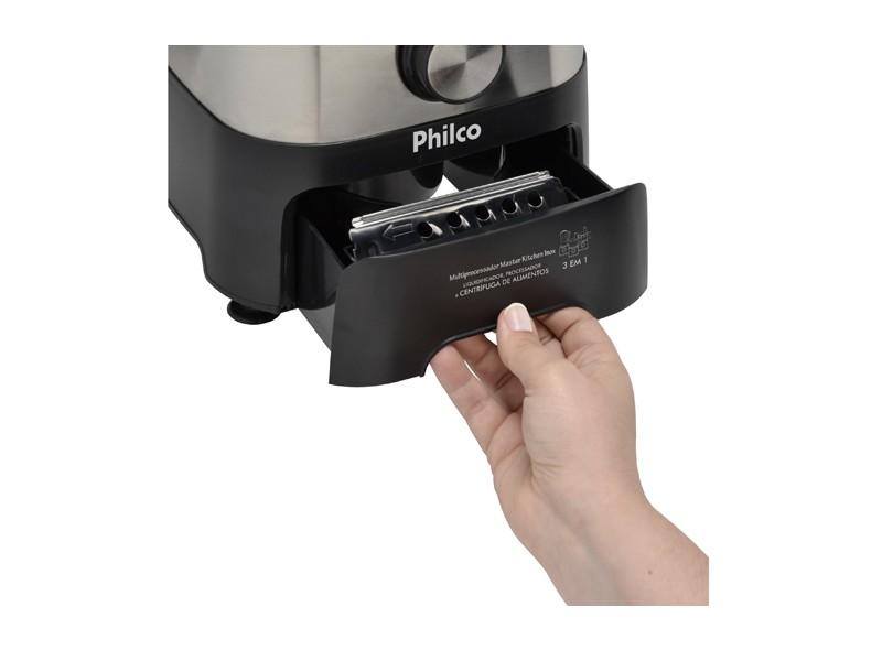 744ff42c5 Processador de Alimentos com Liquidificador Philco Master Kitchen