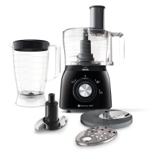 Processador de Alimentos com Liquidificador Philips Walita Viva Collection Power Chop RI7630 600 W