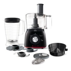 Processador de Alimentos com Liquidificador Philips Walita Viva Collection PowerChop RI7632 650 W