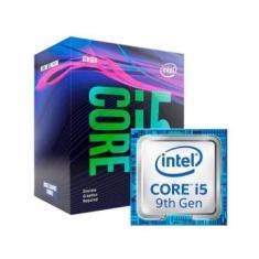 Processador Intel Core i5 9400F 2.90GHz - 4.10GHz Turbo 9MB