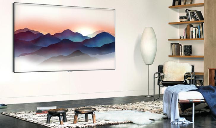 QLED TV: como configurar e usar o Modo Ambiente?