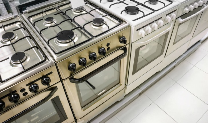 Quais são os diferentes tipos de fogão?