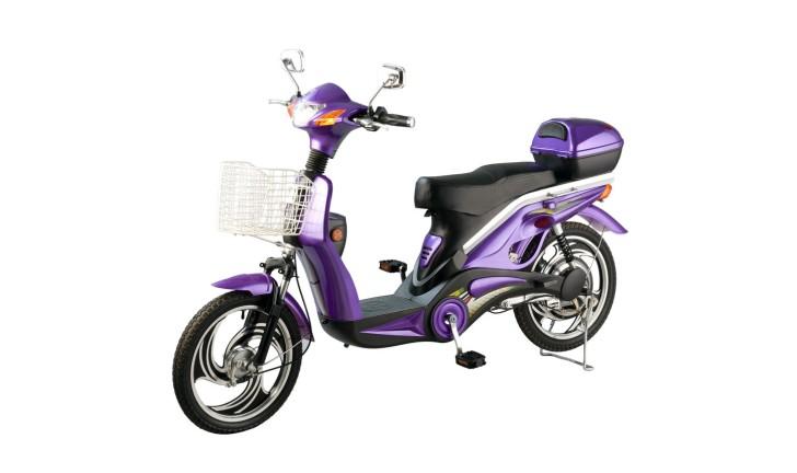 Qual a diferença entre bicicleta motorizada e elétrica?