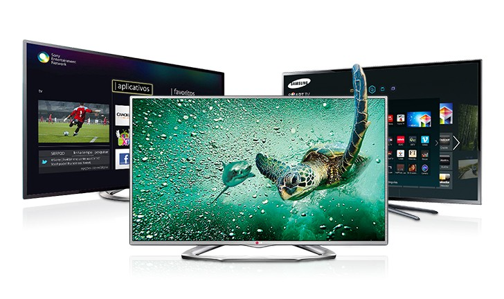 Qual a melhor TV 3D: Samsung, Sony ou LG?