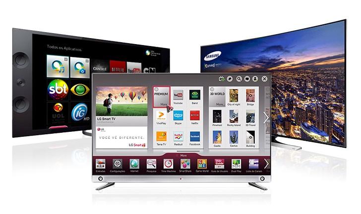 Qual a melhor TV na sua opinião: LG, Samsung ou Sony?