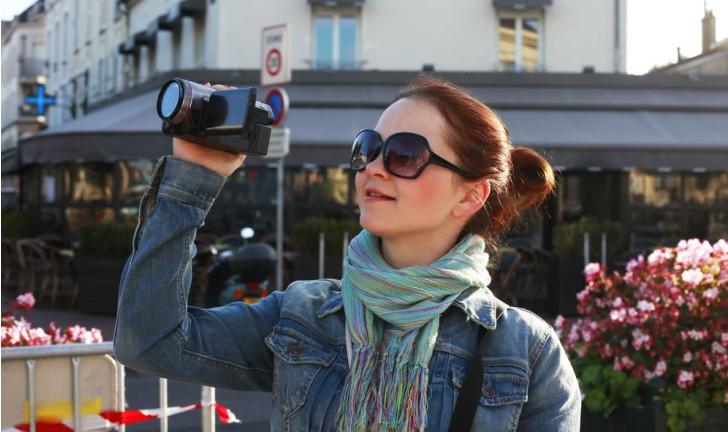 Qual é a capacidade ideal para filmar e armazenar vídeos na filmadora?