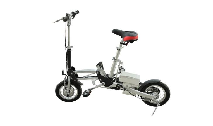 Qual o diferencial da bicicleta elétrica com relação aos outros modelos?
