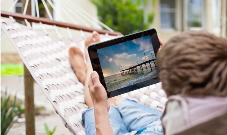 Qual tamanho de tela ideal para um tablet?