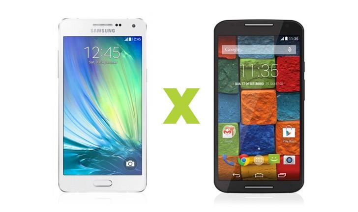 Qual vence a disputa: Samsung Galaxy A5 ou Moto X 2ª geração?