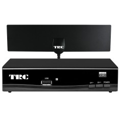 Foto Receptor de TV Digital HDMI USB DT1028 TRC