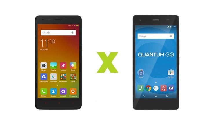Redmi 2 Pro ou Quantum Go? Comparativo com bons smartphones intermediários