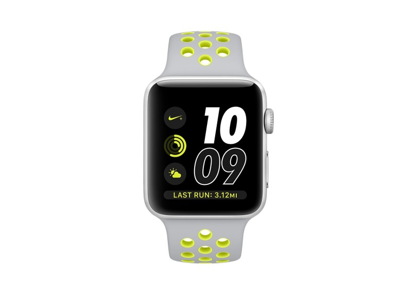 dedcd1038e9 Relógio Apple Watch Nike+ Series 2 MNNT2BZ