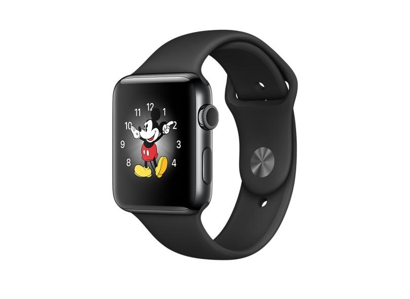 bde9e645d1c Relógio Apple Watch Series 2 Sport MNPR2BZ